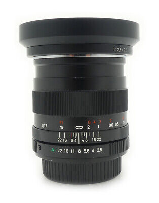 ZEISS Zeiss Distagon T 25mm f/2.8 Lens for Pentax k Exc+