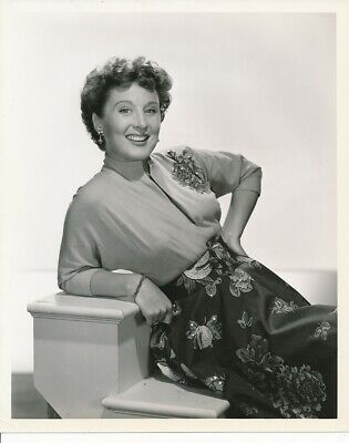 BETTY GARRETT Original Vintage 1949 ON THE TOWN MGM Musical Portrait Photo