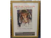 Lenkiwiecz Framed Poster