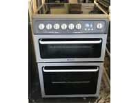 Hotpoint ceramic electric cooker is 60 cm very good condition