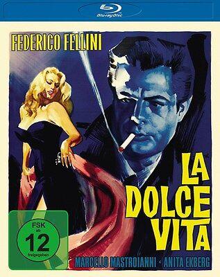 Blu-ray LA DOLCE VITA v. Federico Fellini, Anita Ekberg ++NEU