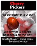 The Cherry Pickers Online Store