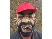 FX Full Head Latex Realistic Trucker Mask New With Tags RRP £24.99