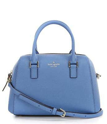 NWT $298 kate spade new york Greene Street Seline Tile Blue pxru7585-433