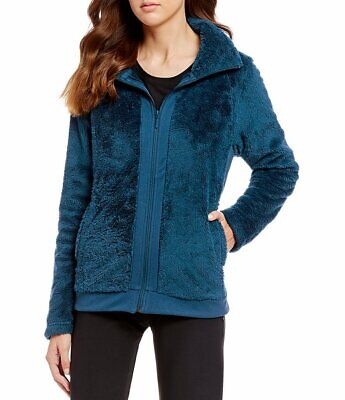 New Women's The North Face Furry Fleece Coat Top Pullover Jacket