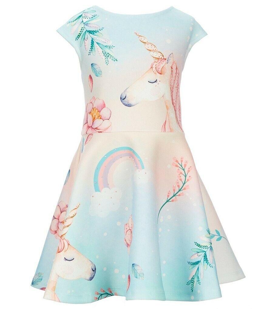 Truly Me Unicorn Dress for Toddler Girls Unicorn Dress 2T fo