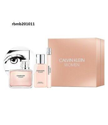 WOMEN Perfume by Calvin Klein CK 2 Piece Gift Set for Women - 2 Piece Set Womens Perfume