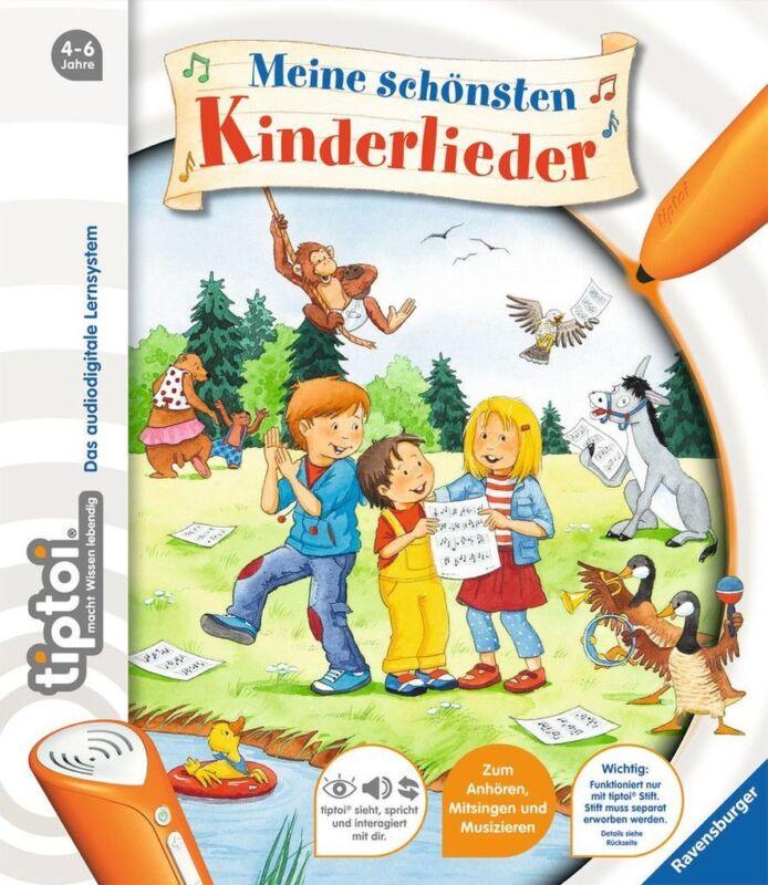 tiptoi® Meine schönsten Kinderlieder | Cee Neudert | deutsch | NEU