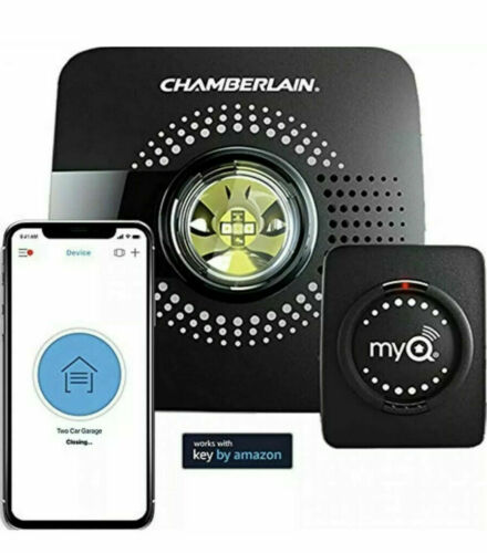 MyQ Smart Garage Door Opener Chamberlain MYQ-G0301-E Wireless & Wifi