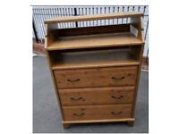 Ikea drawers/ bureau / writing desk/