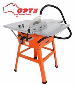 NEW GPT 1500W TABLE SAW 636 X 440MM TS250A | NEW Jacana Hume Area Preview