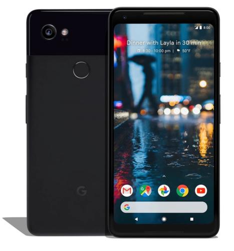 Google Pixel 2 XL 64GB G011C 6.0