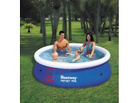 BEST WAYS FAST SET POOLS 3 SIZES CHEAP AFFORDABLE BRAND NEW
