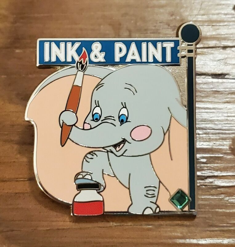 Disney Our Favorite Memories 20 Years Pin Trading 20th Anniversary Mystery Dumbo