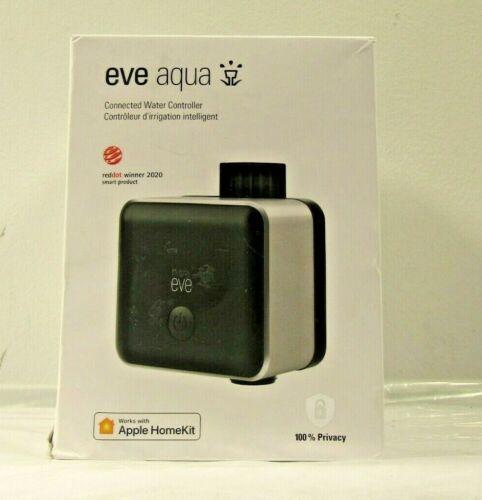 Eve Aqua – Apple HomeKit Smart Home, Smart Water Controller