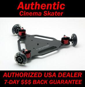 NEW-Kamerar-Cinema-Triangle-Skater-Flex-Dolly-Stabilizer-forDSLR-Camcorder-Video