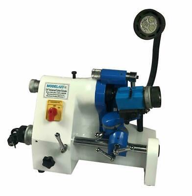 Grinder Sharpener For End Mill R8 Collect Grinding Machine U3 Sharpen Easy Use
