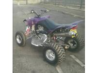 * 2010 ROAD LEGAL QUAD 500 CC. SWAP / PX