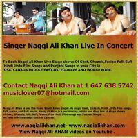 Naqi Ali Kasuri Live in Concert.