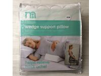 Maternity Support Wedge Pillow from Mothercare