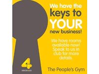 Boost Your Business to ~9000+ Members - 3x Rooms to Rent at Xercise4Less Nottingham