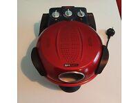 SMART Rotating Stone Baked Pizza Oven Maker