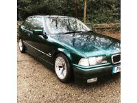 BMW COMPACT 318i MODIFIED DRIFT SKID TRACK CAR LONG MOT