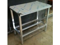 304 food grade stainless steel table
