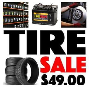 "** MASSIVE SALE ** BRAND NEW TIRES 13"" 14"" 15"" 16"" 17"" 18"" 19"" 20"" 21"" 22"" - ""WHEELS ALIGNMENT AVAILABLE """
