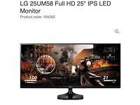 LG PC Monitor Ultrawide