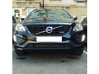 64' Plate Volvo XC60 R-Design - Black 40K Miles FSH, VGC, HPI Clear