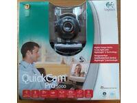 Logitech QuickCam Pro 5000 1.3 Megapixel USB Webcam
