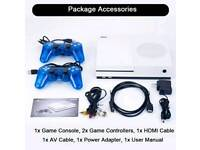 New HDMI gaming console with 600 Games pre installed