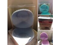 36 silicone cup cases