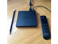  Amazon Fire TV Smart Media Streaming Box & Alexa Voice Remote (not the cheap USB stick version)