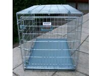Rosewood Options Two Door Dog Cage / Crate - Large