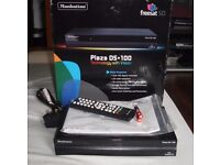 Manhattan Plaza DS-100 Freesat SD Digital Receiver