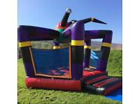 Large 18x18 commercial grade bouncy castle with blower £695