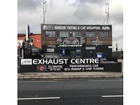 Ecu remapping dpf egr Problems custom stainless steel exhaust specialist in romford Essex