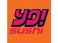 Yo Sushi Team Member's Wanted