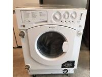 HOTPOINT BHWD129 INTEGRATOR WASHER DRYER WITH WARRANTY & FREE DELIVERY
