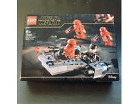 Lego Star Wars Sith Troopers Battle Pack 75266 - BNISB