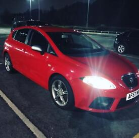 Seat Leon fr modified 2.0 tdi