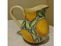 Large size water/fruit juice Jug/Pitcher. Never been used