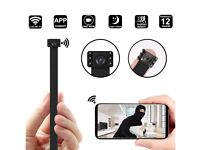 Hidden Camera Night Vision Mini Hidden Camera 2.4G WiFi/Security Camera Remote View/Motion Detection