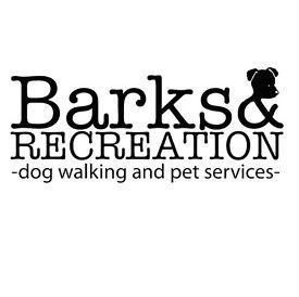 Barks & Recreation professional dog walking service west end Glasgow