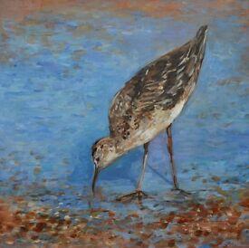 A Bird on the Beach by Edita Tamulyte 2012