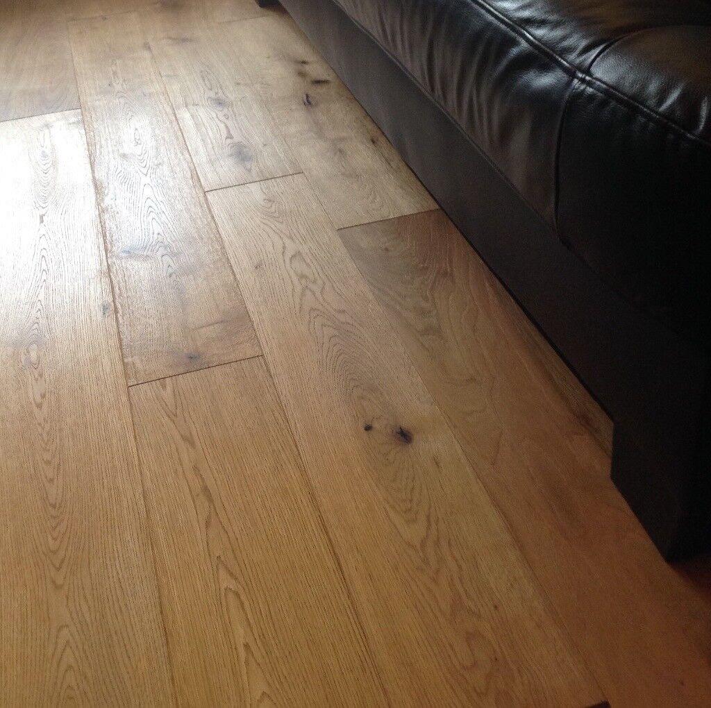 Elka 18mm Premium Engineered Finished Oak Wood Flooring