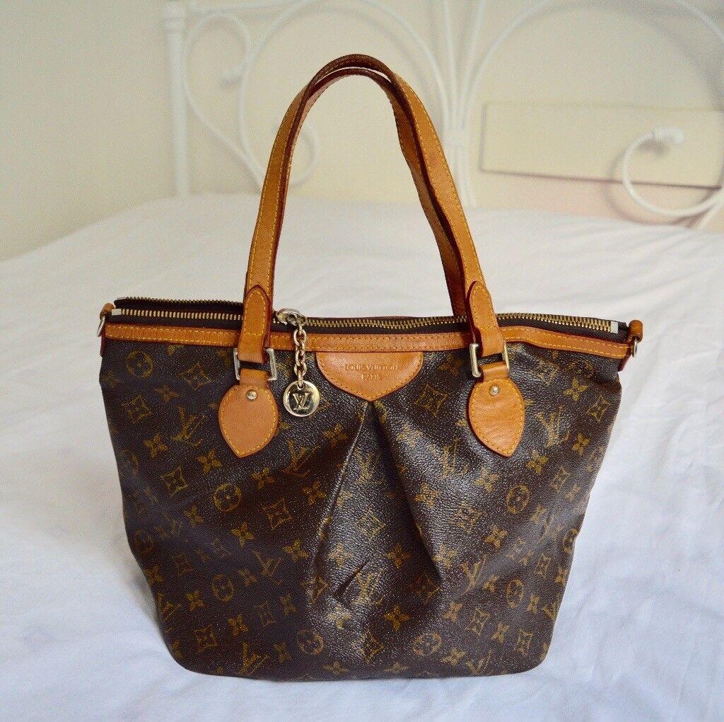 fbad33a8629 Louis Vuitton Designer Handbag palermo