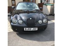Jaguar S Type Sport Facelift